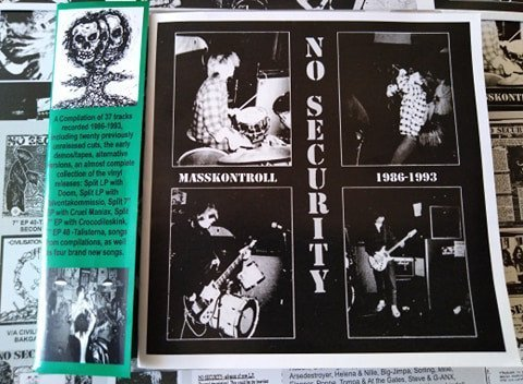No Security - Masskontroll 1986-1993