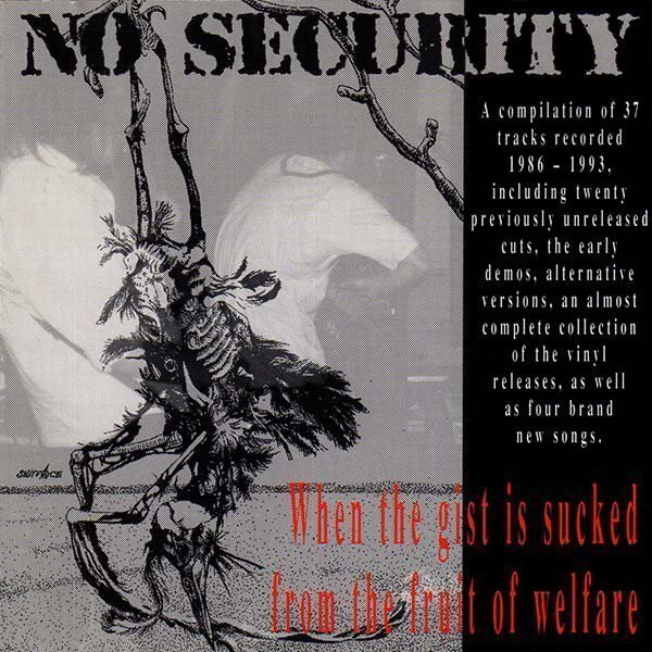 No Security - When The Gist Is Sucked From The Fruit Of Welfare (The Ugly Faces Of Truth Show)