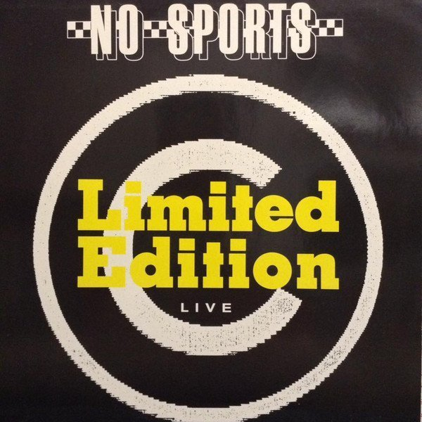 No Sports - Limited Edition Live