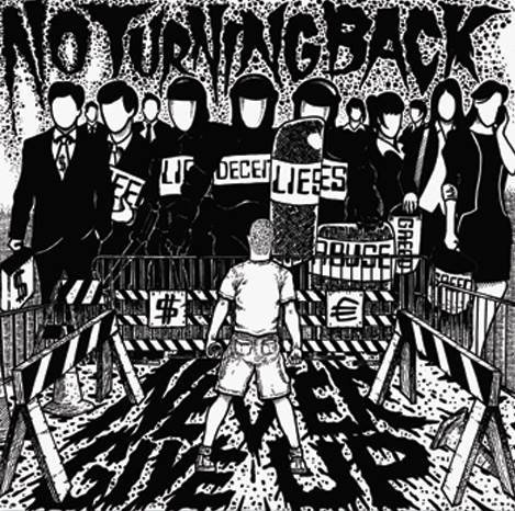 No Turning Back - Never Give Up