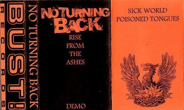 No Turning Back - Rise From The Ashes Demo