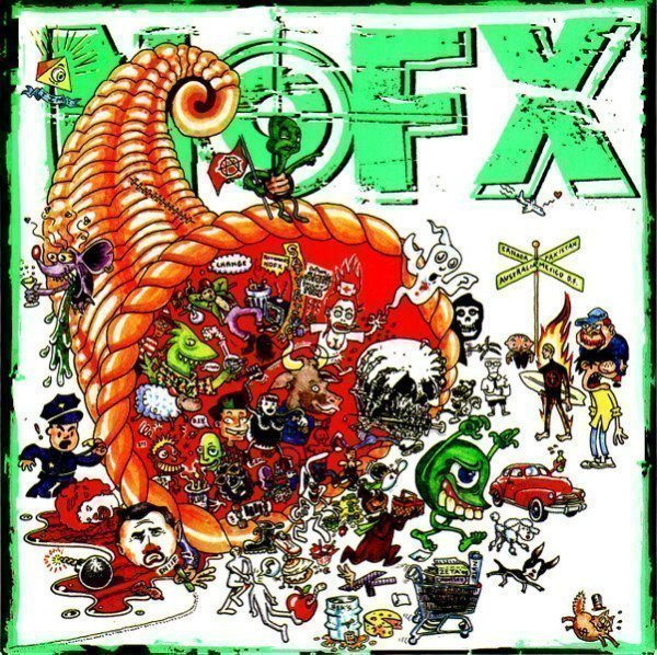 Nofx - 7 Inch Of The Month Club #12