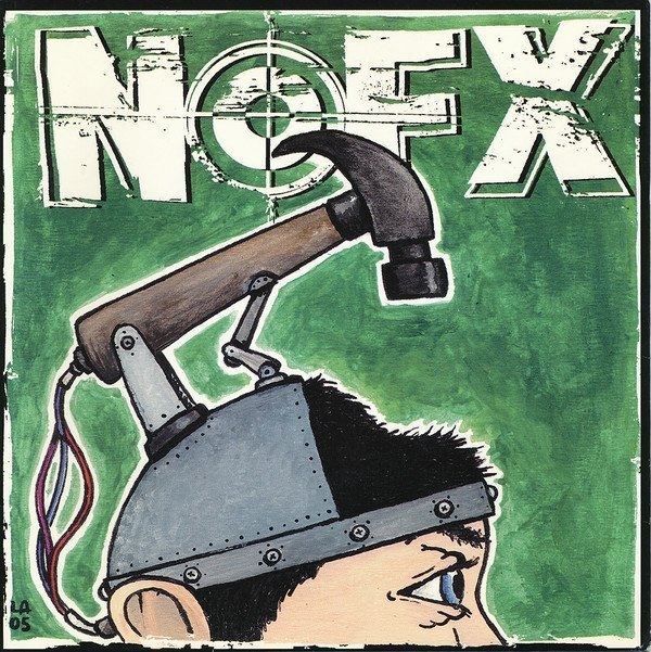 Nofx - 7 Inch Of The Month Club #5