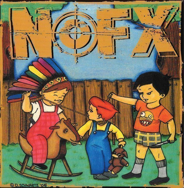 Nofx - 7 Inch Of The Month Club #9