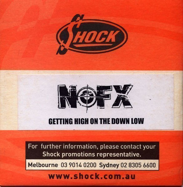 Nofx - Getting High On The Down Low
