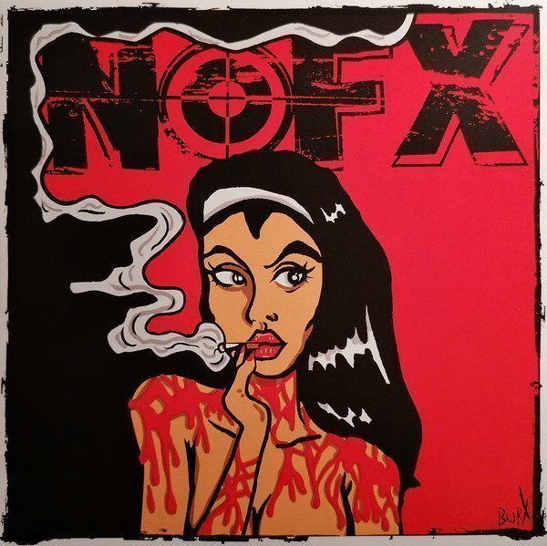 Nofx - My Bro Cancer-vive Cancer