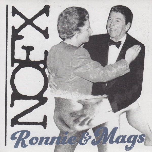 Nofx - Ronnie & Mags