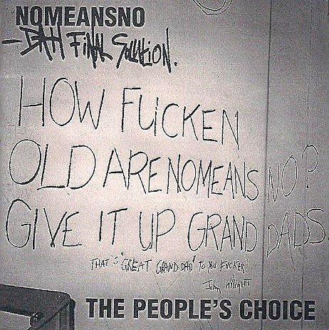 Nomeansno live At Shindaita Fever - The People