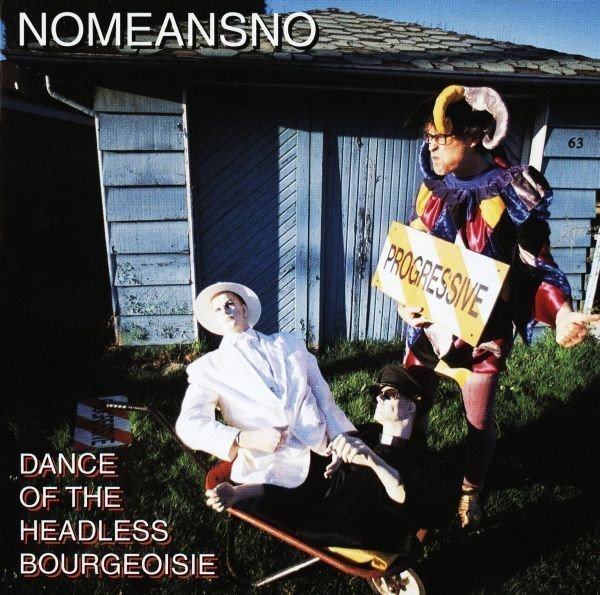 Nomensno - Dance Of The Headless Bourgeoisie