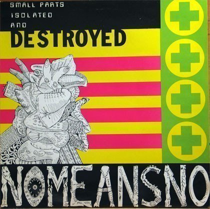 Nomensno - Small Parts Isolated And Destroyed
