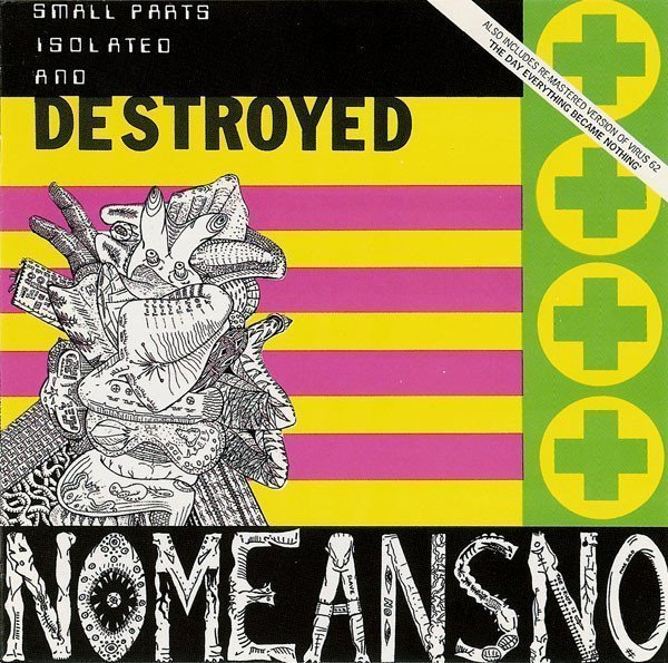 Nomensno - The Day Everything Became Isolated And Destroyed