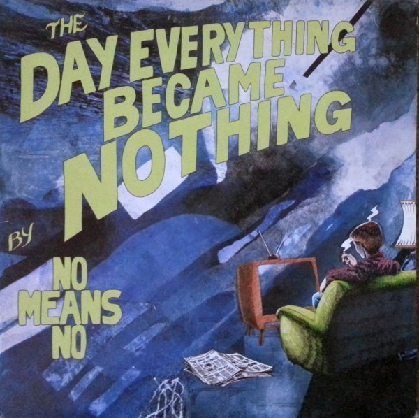 Nomensno - The Day Everything Became Nothing