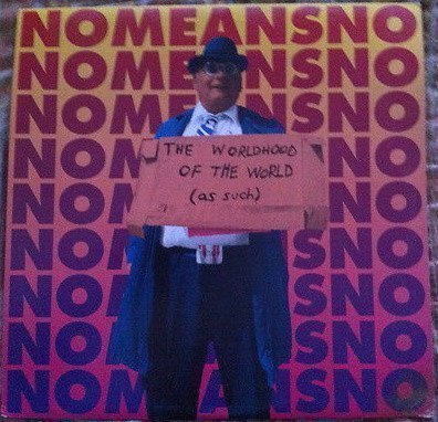 Nomensno - The Worldhood Of The World (As Such)