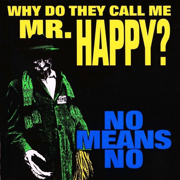 Nomensno - Why Do They Call Me Mr. Happy?