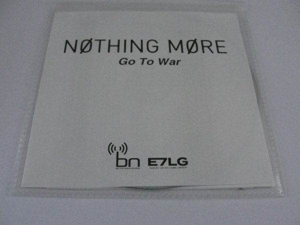 Nothing More - Go To War