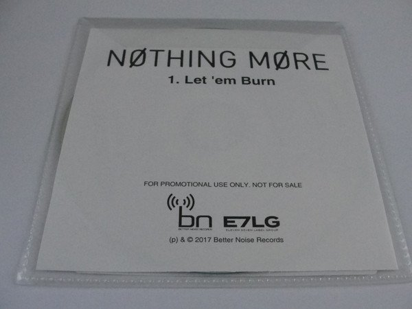 Nothing More - Let