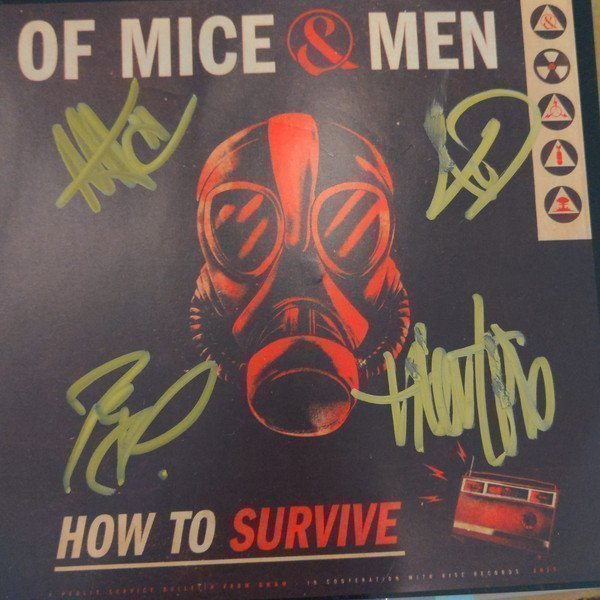 Of Mice  Men - How To Survive
