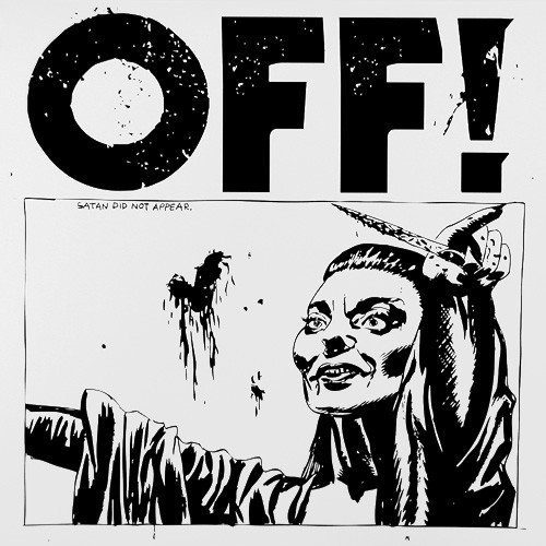 Off - OFF!