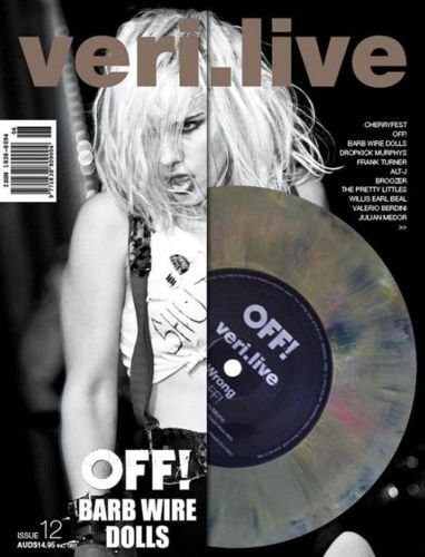 Off - Wrong / Walking Dead (veri.live Issue 12)