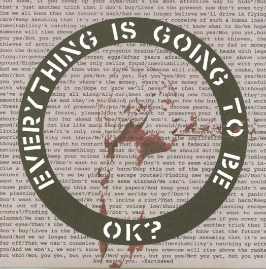 Ok? - Everything Is Going To Be