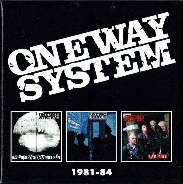 One Way System - 1981-1984