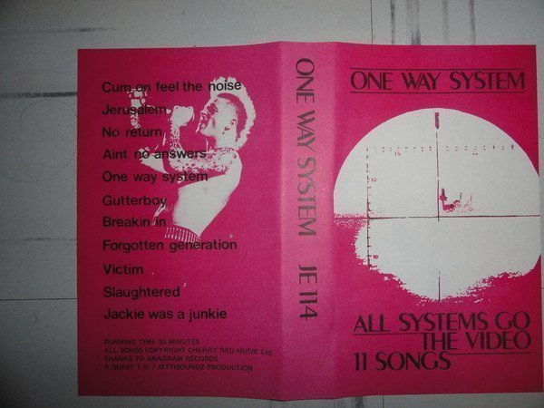One Way System - All Systems Go - The Video (11 Songs)