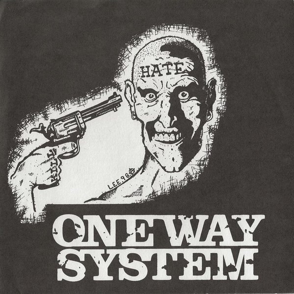 One Way System - Not Your Enemy / Shut Up
