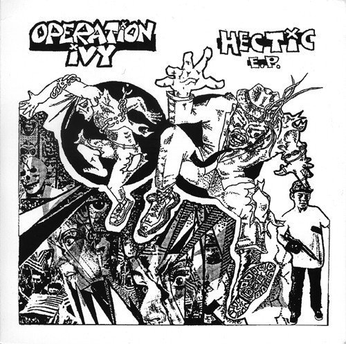 Operation Ivy - Hectic E.P.