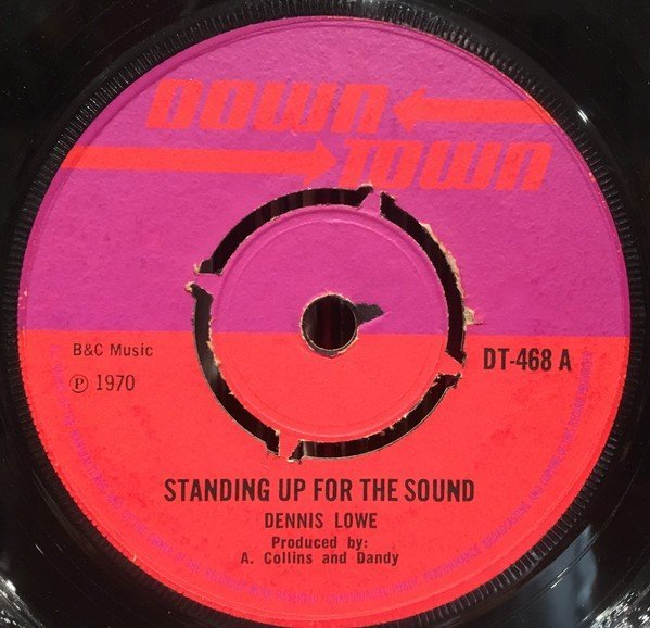 Owen Gray Vs Derek Morgan - Standing Up For The Sound / Old Man Trouble