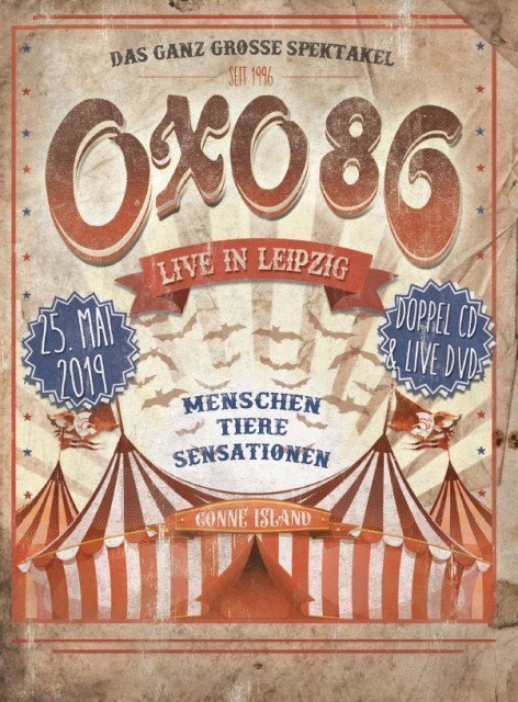 Oxo 86 - Live In Leipzig