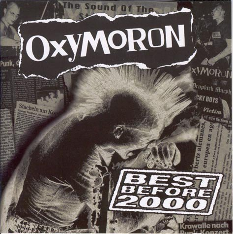 Oxymoron - Best Before 2000 - The Singles
