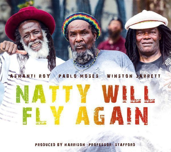 Pablo Moses - Natty Will Fly Again