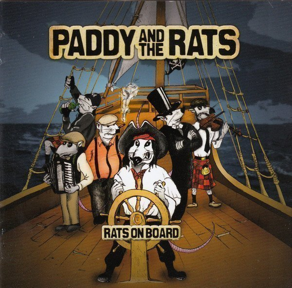 Paddy  The Rats - Rats on Board