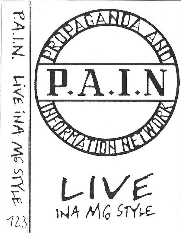 Pain - Live Ina M6 Style