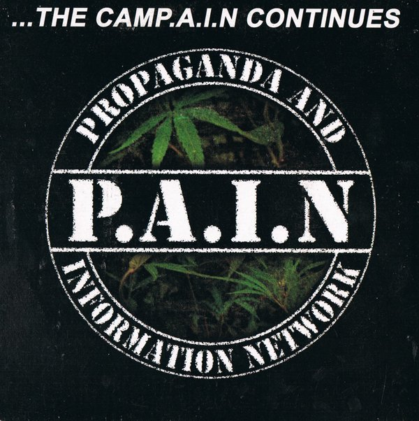 Pain - ...The CamP.A.I.N Continues