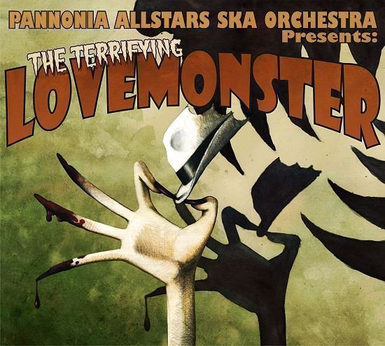 Pannoia Allstars - Lovemonster / Lost In Space