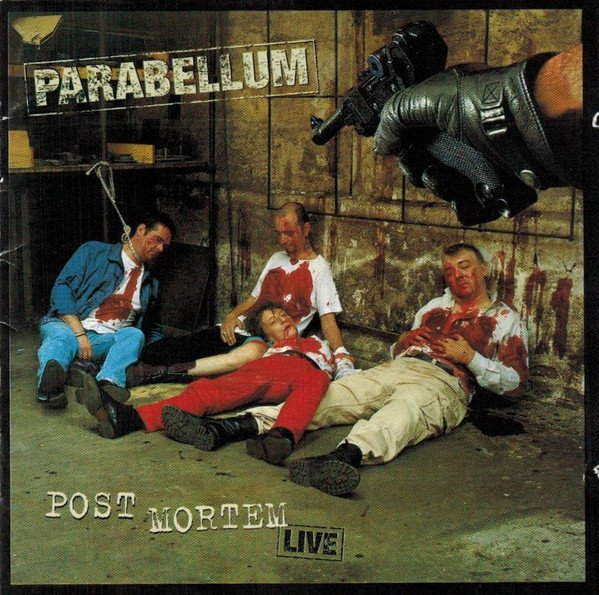 Parabelum - Post Mortem Live
