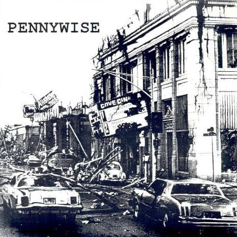 Pennywise - Wildcard / A Word From The Wise