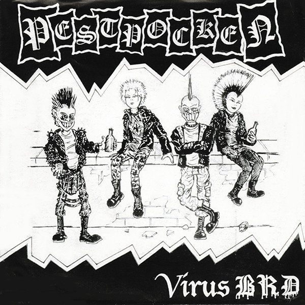 Pestpocken - Virus BRD