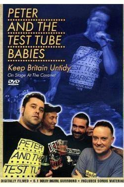Peter And The Test Tube Babies - Keep Britain Untidy