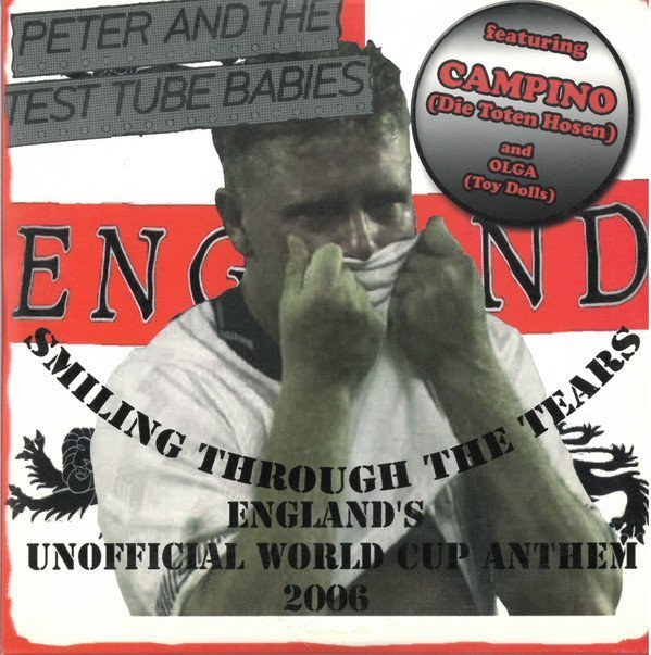 Peter And The Test Tube Babies - Smiling Through The Tears - England