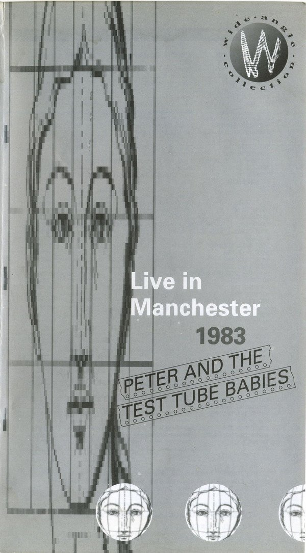 Peter And The Test Tube Babies  that Shallot - Live In Manchester 1983
