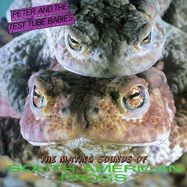 Peter And The Test Tube Babies  that Shallot - The Mating Sounds Of South American Frogs