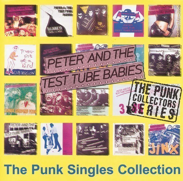 Peter And The Test Tube Babies  that Shallot - The Punk Singles Collection