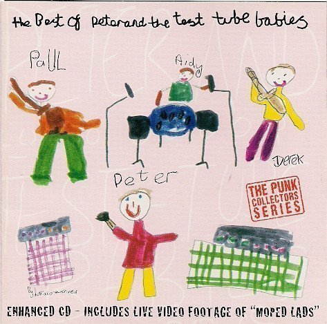Peter And The Test Tube Babies - The Best Of Peter And The Test Tube Babies
