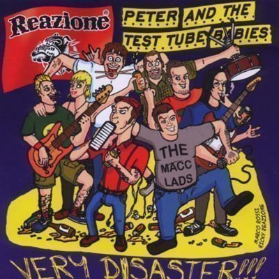 Peter And The Test Tube Babies - Very Disaster!!!