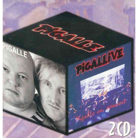 Pigalle - Pigalle - Pigallive