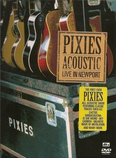 Pixies - Acoustic - Live In Newport