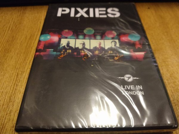 Pixies - Live In London