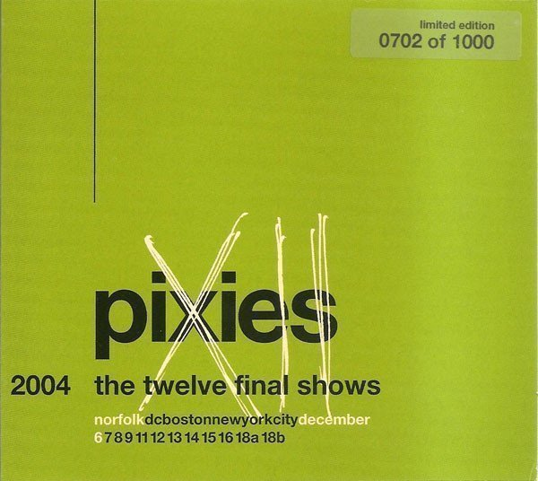 Pixies - Norfolk December 6 2004